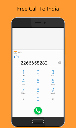 Call India Free - IndiaCall 1.7.7 screenshots 1