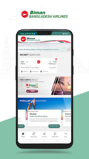 Biman Bangladesh Airlines 6.1.1 screenshots 3