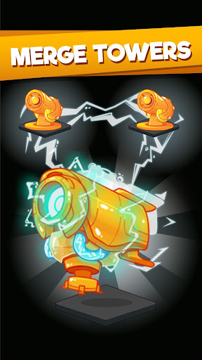 Power Painter - Merge Tower Defense Game 1.16.6 screenshots 15