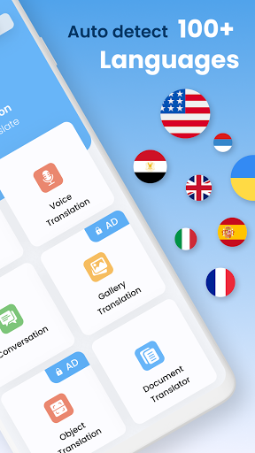 Camera Translator - Translate Picture, Text, Voice apktram screenshots 2