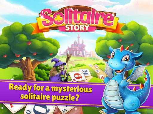 Solitaire Story - Tri Peaks apkmartins screenshots 1