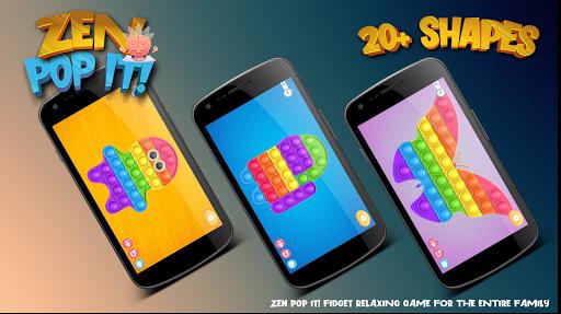 Pop It Me! 3D Fidget Relaxing ASMR Game Popit  screenshots 8