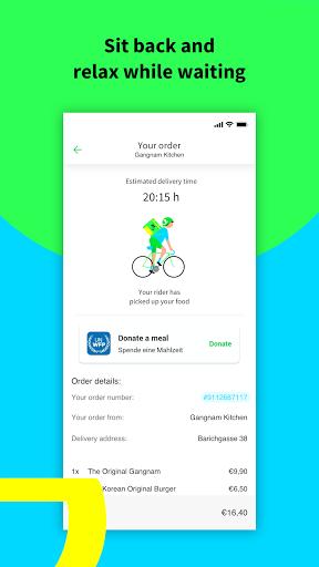 mjam u2013 Delivery Service for food, groceries & more apktram screenshots 5