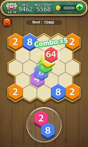 Hexa Block Puzzle  screenshots 3