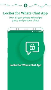Locker for Whats Chat App Premium MOD APK 1