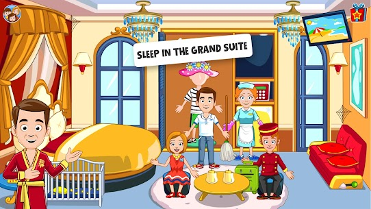 My Town : Hotel Free MOD Apk 1.03 (Unlimited Money) 5