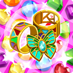 Jewel Witch  Best Funny Three Match Puzzle Game