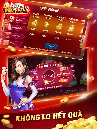 NPLAY: Game Bu00e0i Online, Tiu1ebfn Lu00ean MN, Binh, Poker.. screenshots 13