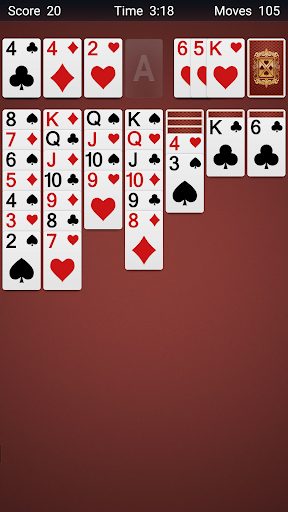 Klondike Solitaire - Patience Card Games Apkfinish screenshots 9