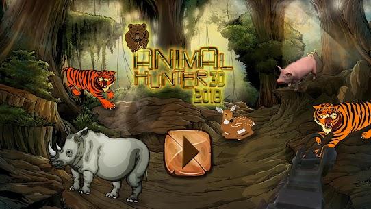 Safari Animal Hunting: Wildlife jungle Hunter Game Hack & Cheats Online 1