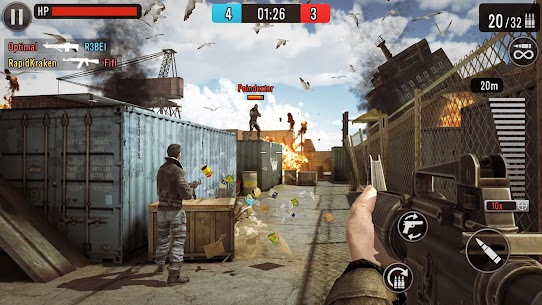Last Hope Sniper – Zombie War: Shooting Games FPS 3.1 Apk + Mod 2