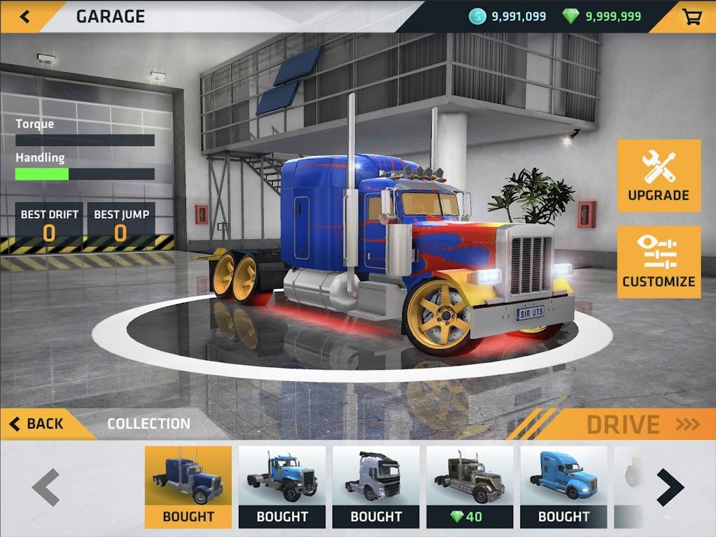 Ultimate Truck Simulator poster 11