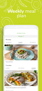 Nootric - Weight loss plans and nutrition Screenshot