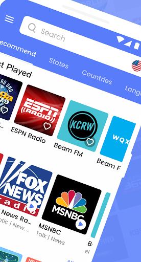 My Radio :Free Radio Station, AM FM Radio App Free 1.0.50.0101 Screenshots 2
