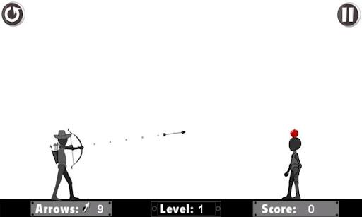 Dark Man Archery Apple Shooter  screenshots 2