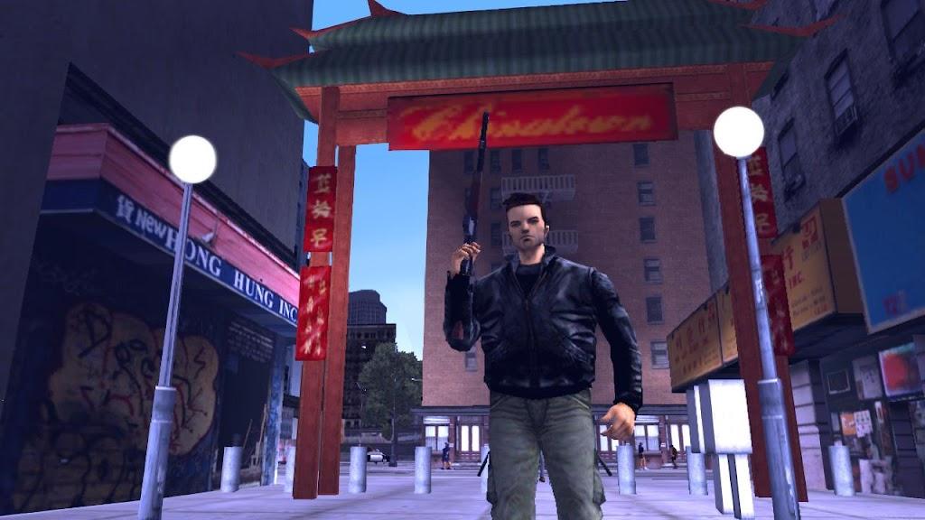 Grand Theft Auto III poster 1
