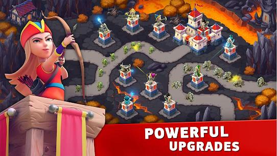 Toy Defense Fantasy — Tower Defense Game 2