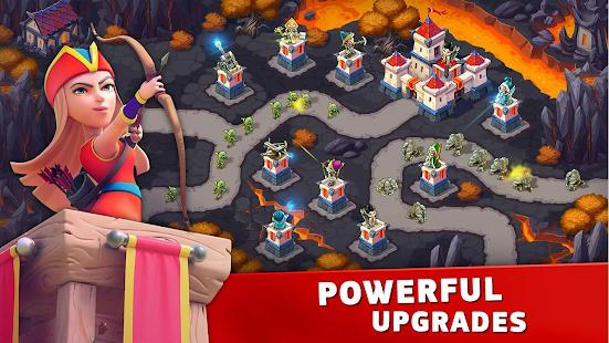 Toy Defense Fantasy — Tower Defense Game apk