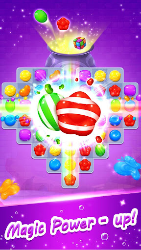 Candy Witch - Match 3 Puzzle Free Games  screenshots 2