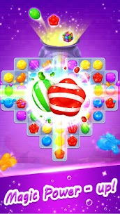 Candy Witch – Match 3 Puzzle Free Games 16.8.5039 Mod Apk (Unlimited Money/Gems) 2