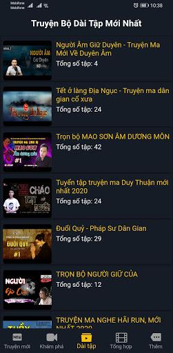 Truyu1ec7n Ma u0110u00eam Khuya  screenshots 4