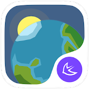 Home Planet theme for APUS