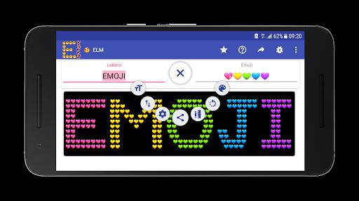 Emoji Letter Maker ud83dude0d 3.0 Screenshots 6