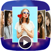 Movie Maker With Music - Photo to Video Maker