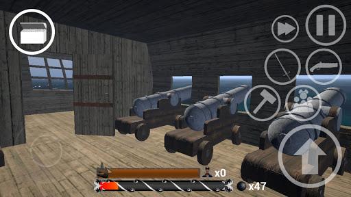 Pirates of Zeonium - 3D nonstop action RPG screenshots 9