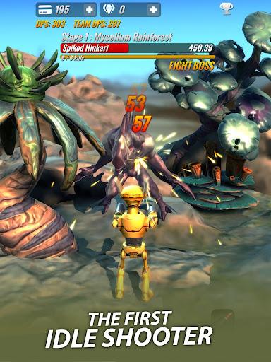Infinity Legion: Idle Shooter  screenshots 10