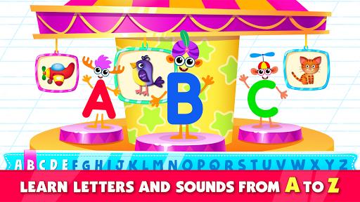 Bini Super ABC! Preschool Learning Games for Kids!  screenshots 1