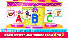 Bini Super ABC! Preschool Learning Games for Kids!のおすすめ画像1
