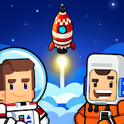 Rocket Star - Idle Space Factory Tycoon Game