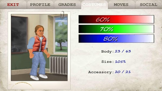 School Days Screenshot