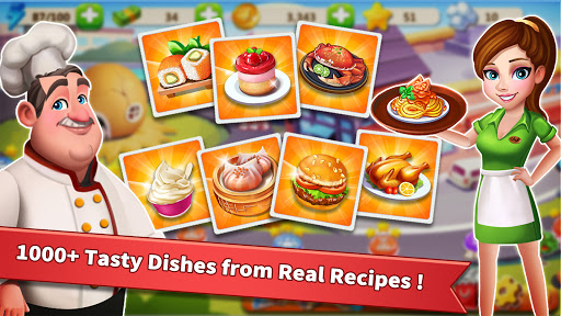 Rising Super Chef - Craze Restaurant Cooking Games 5.2.0 screenshots 17