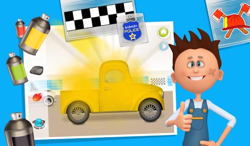 Mechanic Max - Kids Game apkslow screenshots 17