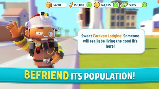 City Mania: Town Building Game screenshots 3