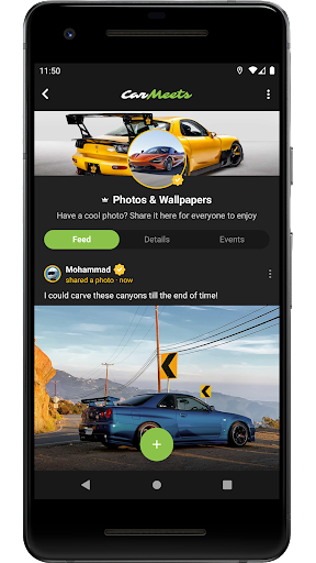 CarMeets - The Ultimate Car Enthusiast App  Screenshots 8