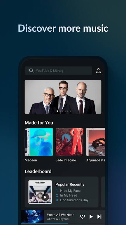 Music Player & MP3 Player - Lark Player  poster 4