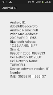 IMEI and Android id For Pc – Windows 10/8/7/mac -free Download 2