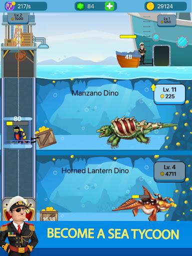 Sea Jurassic Tycoon 12.86 screenshots 8