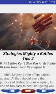 Ultimate Mighty Battles Tips Hack for iOS and Android 4