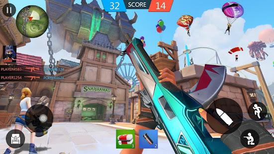 Cover Hunter - 3v3 Team Battle 1.6.0 Screenshots 13