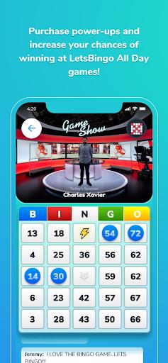 Lets Bingo - Best Live Bingo Game 2.2 screenshots 4