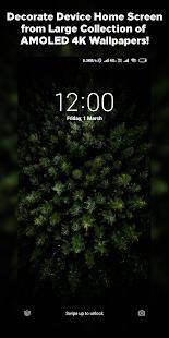 4K AMOLED Wallpapers - Live Wallpaper Changer screenshots 4