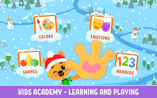 Preschool learning games for toddlers & kids  screenshots 12
