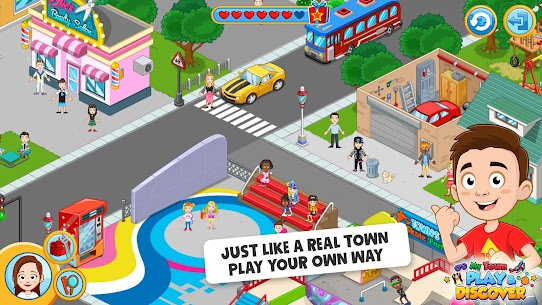 My Town: Play & Discover – City Builder Game 1.23.13 Apk + Mod + Data 1