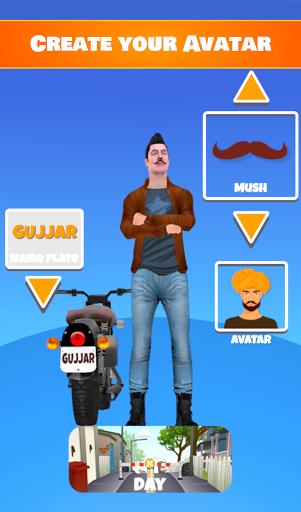 Bike Street Rush - India Edition apklade screenshots 2