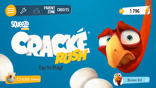 Cracke Rush MOD (Unlimited Money) 1