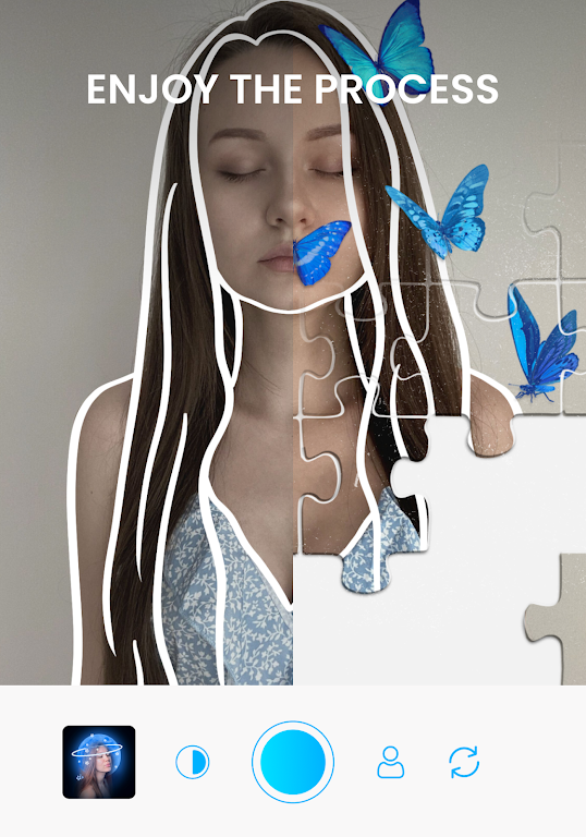 PicTrick – Creative photos in just 3 taps poster 3